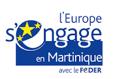 l'Europe s'engage en Martinique avec FEDER