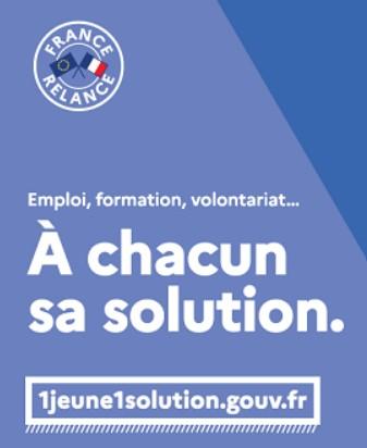 1 jeune, 1 solution